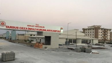 işkence merkezi tarsus hapishanesi pilot hapishane olarak belirlendi