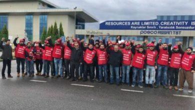POSCO ASSAN İŞÇİSİ Yüz kızartıcı suç ve performans düşüklüğü yalanıyla işçiler işlerinden edildi