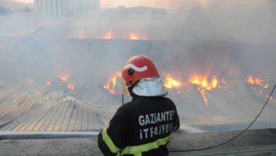 2017 yılında 182 fabrika yandı