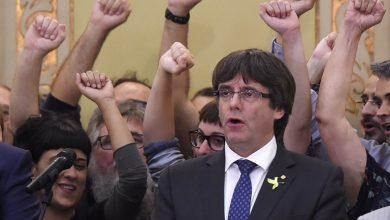 katalan lider