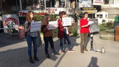 tacizci doktoru ifşa eden kadınlara gözaltı